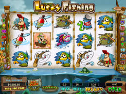 Lucky Fishing Casino Game
