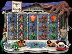 Pearls Of Atlantis Casino Game