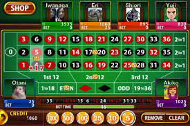 Swipe Roulette Casino Game