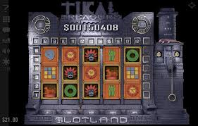Tikal Treasure Casino Game