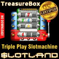 Treasure Box Casino Game