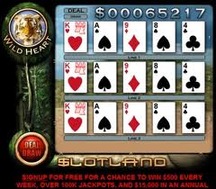 Wild Heart Casino Game